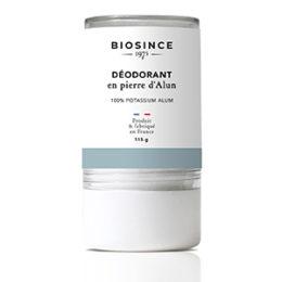 Biosince 1975 déodorant pierre d'alun