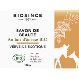 Biosince 1975 savon au lait d'ânesse